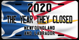 NL Closed - Labrador Flag