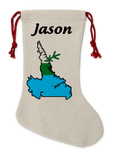 Labrador Stocking