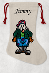Mummer Clyde Stocking