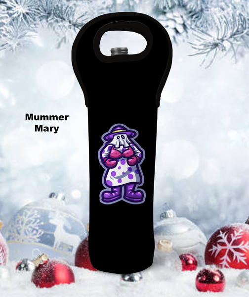 Mummer Mary Wine Bag