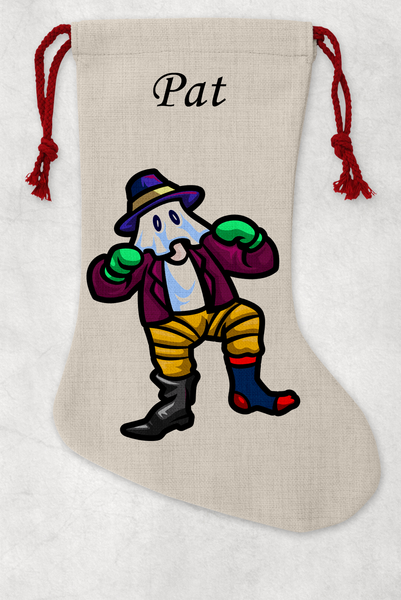 Mummer Paddy Stocking