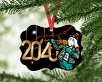 Mummer Silas Ornament