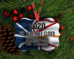 Christmas Ornament - NL Flag