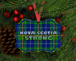 Christmas Ornament - Nova Scotia Strong