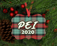 Christmas Ornament - PEI 2020