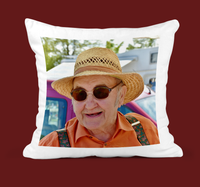 Photo Pillow Cover