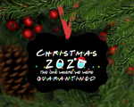Christmas Ornament - Quarantined