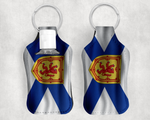 NS Flag Sanitizer Holder