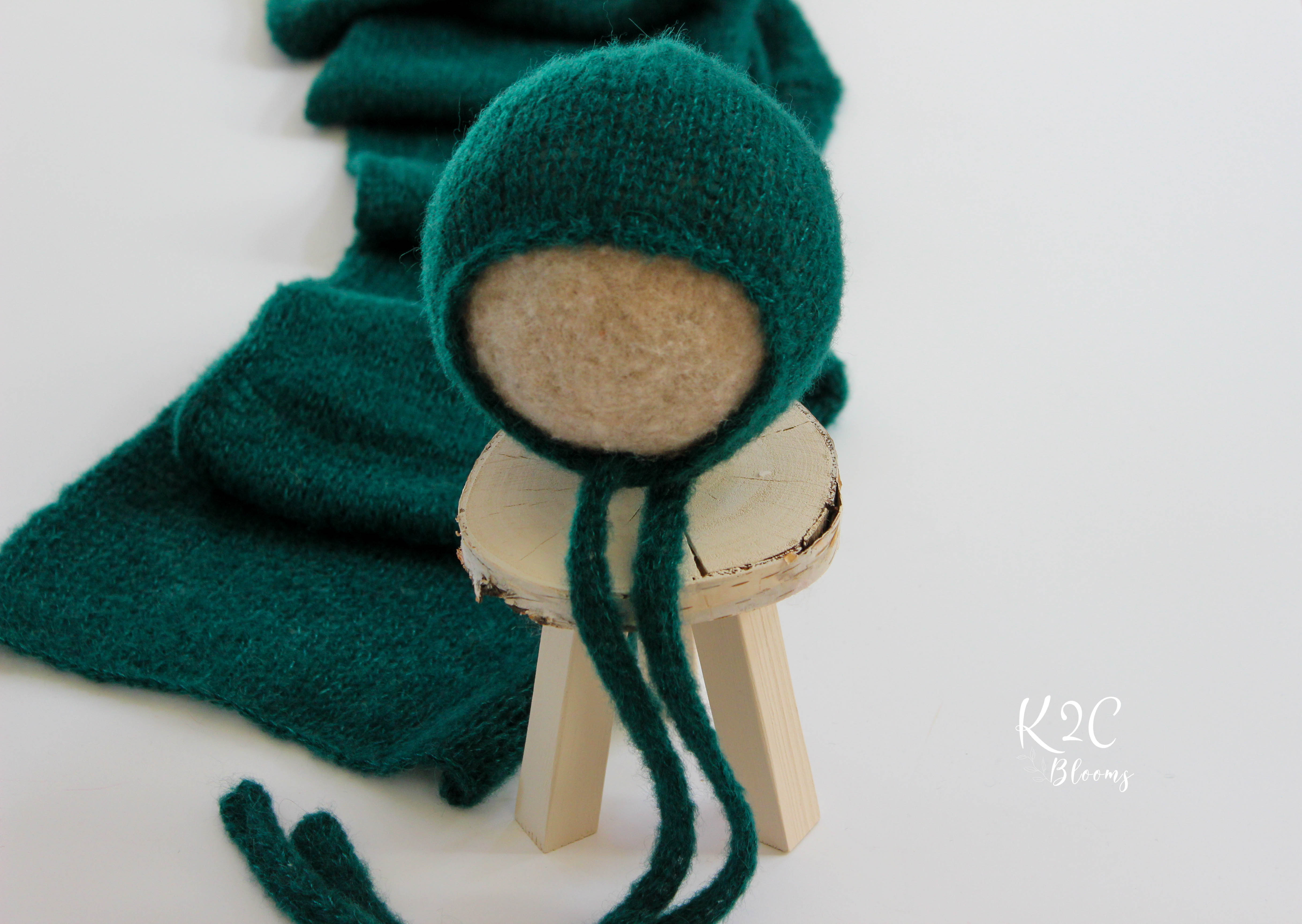 Long wraps & bonnet sets - Multiple colors