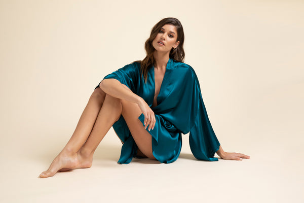 How a Silk Kimono Can Spice Up Your Sex Life