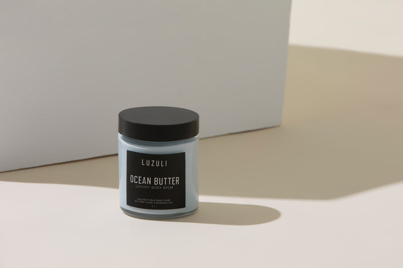 Luzuli Ocean Butter Luxury Body Balm - Vegan, Cruelty Free, Non Toxic and Organic