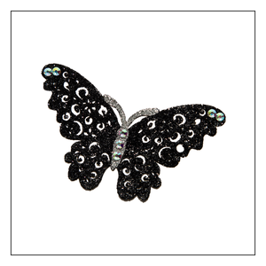 Skin Jewerly by Agustin Fernandez Butterfly Black 2 - 1 piece