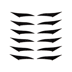 Eyeliner Sticker  BLACK WINEHOUSE - 6 pairs
