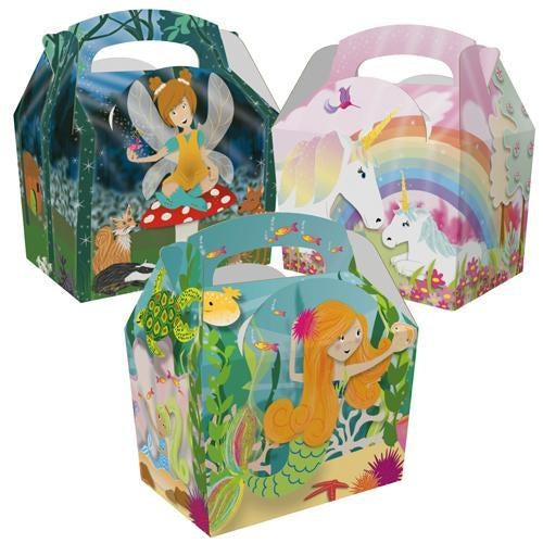 Children's Adult's Meal/Party Box - Fairytales Design