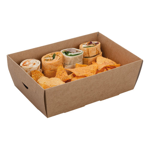 Large Cardboard Platter Base & Sleeve's (Sold Separately)