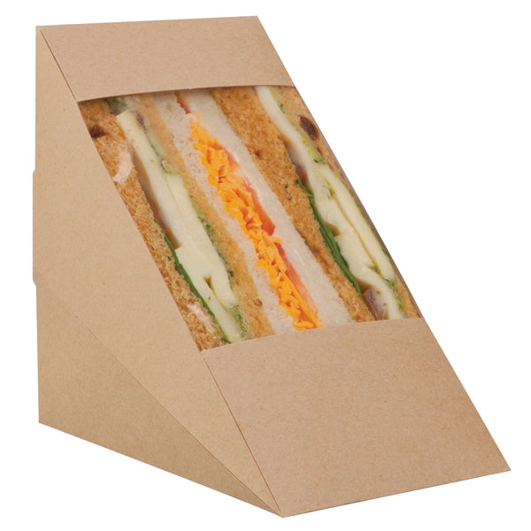 Triple Fill Sandwich Wedges Kraft