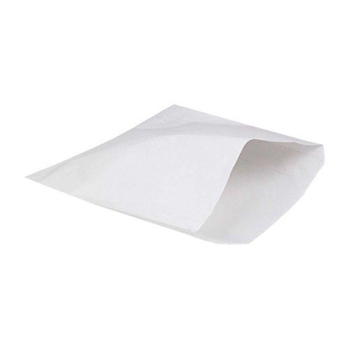Greaseproof White Paper Bags - Various Sizes