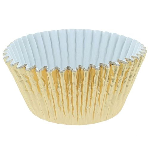 Cupcake Cases - 51x38mm - Metalic