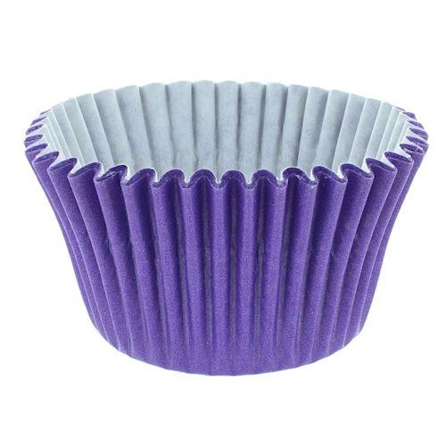 Cupcake Cases - 51x38mm - Plain coloured