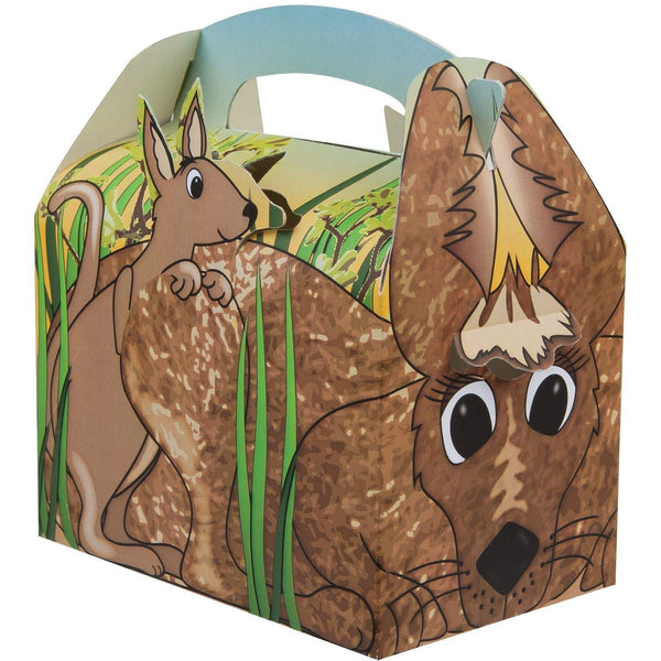 Children's Meal/Party Box -  Australian Animals