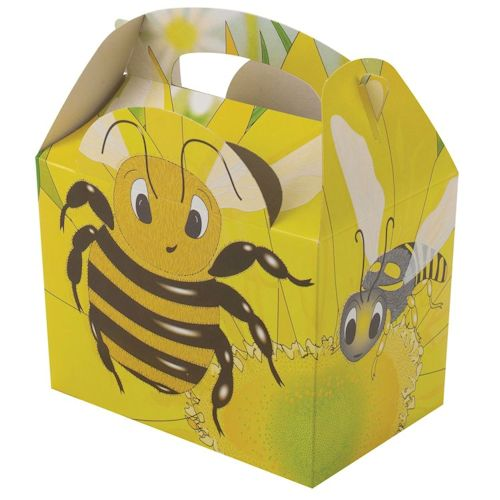 Children's Meal/Party Box - Bugs 'n' Slugs