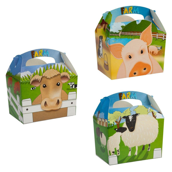 Children's Meal/Party Box - Farm Yard