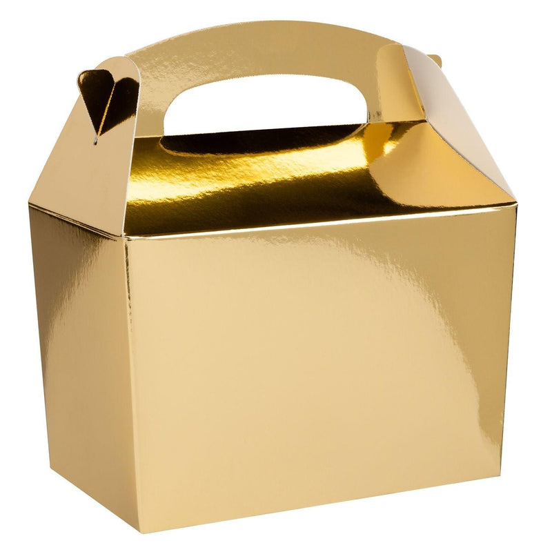 Children's Adult's Meal/Party Box - Gold Design
