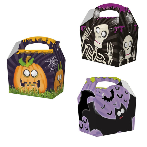 Children's Meal Box - Spooky Time Halloween