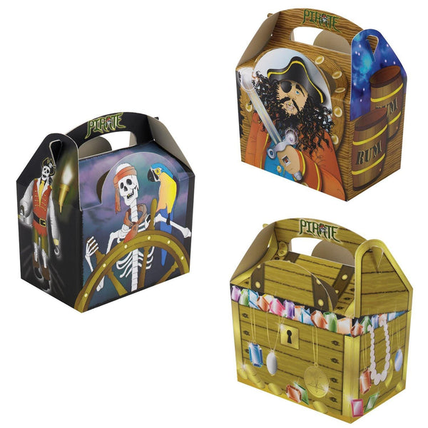 Children's Meal Box -  Pirates