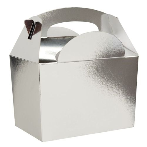 Children's Adult's Meal/Party Box - Silver Design