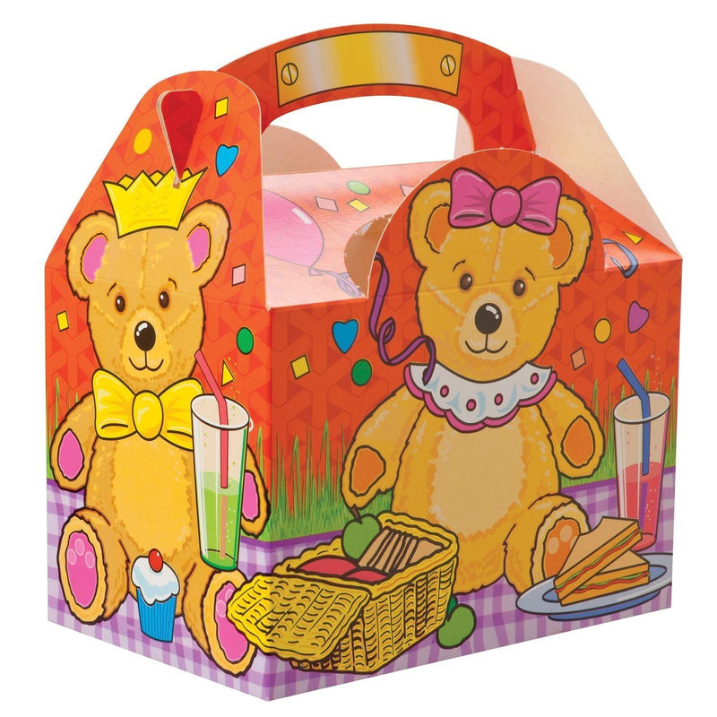 Children's Adult's Meal/Party Box - Toybox Design