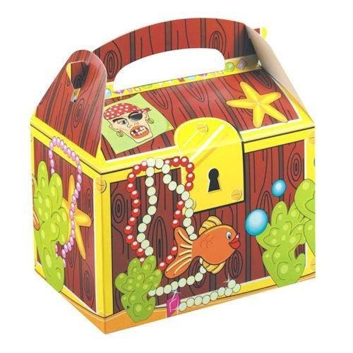 Children's Adult's Meal/Party Box - Treasure Chest