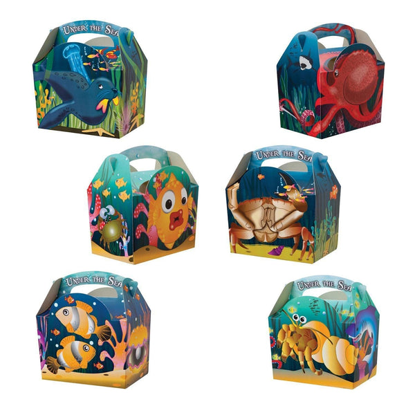 Children's Meal Box -  Under The Sea