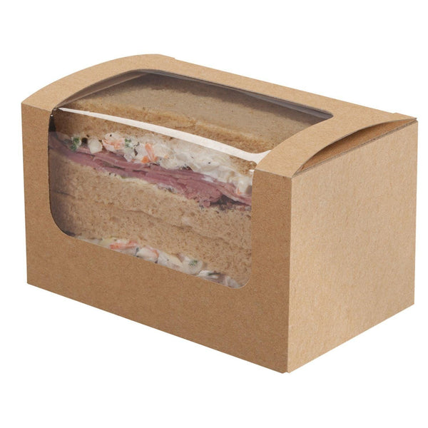 Square Cut Sandwich Pack - Various Types