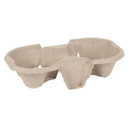 Cardboard Cup Holder - 2 Cup / 4 Cup