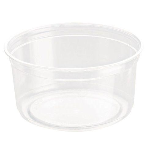 Deli Supplies Deli Gourmet Containers - PLA Replacement for Solo Gourmet Containers