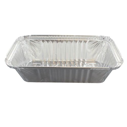 Foil Container - No 6 Aluminium Foil Container (Lids Sold Separately)