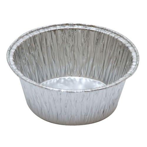 Foil Container - Medium Round Foil Dish - CS-510229