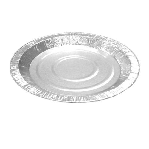 Foil Container - Round, Rolled Edge, Circular Pattern Base - WN-041-501/506