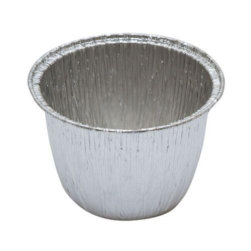 Foil Container - Medium Pudding Basin Rolled Edge - WN-050-501