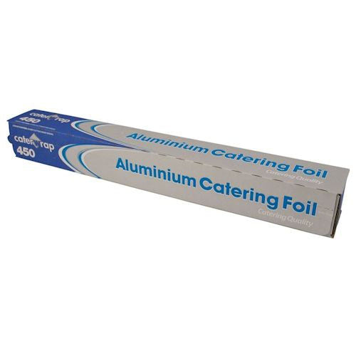 Aluminium Foil Cutter Box 450mm x 75m - (Qty: 1 Roll)