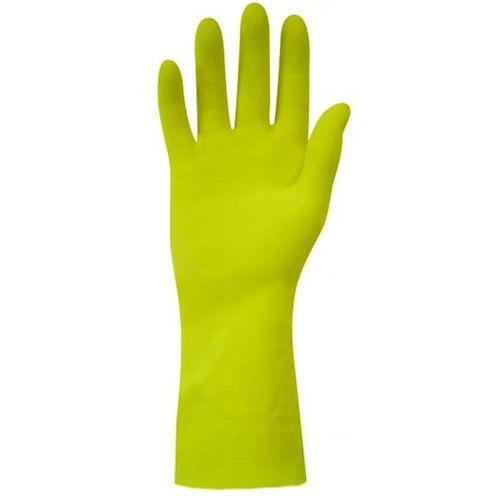 Extra Long Yellow Household Gloves - Various Sizes