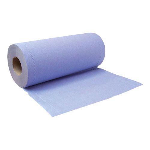 Blue,  White & Hygiene Centre Feed Tissue Rolls