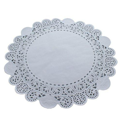 Lace Paper Doyleys / Doilies - Various Types & Sizes