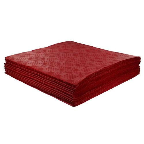 Disposable Paper Tablecloths / Table Covering - Various Colours