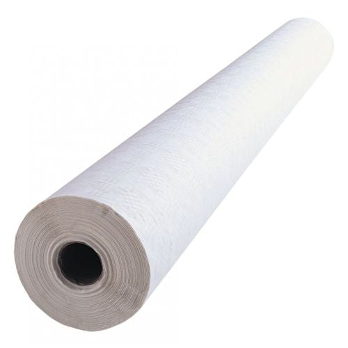 Disposable White Paper Banquet Roll / Table Covering