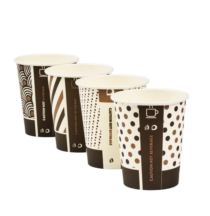 The Eco-Friendly Bamboo Paper Cups - Various Sizes