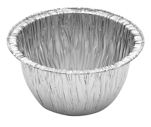Foil Container - Large Pudding Basin Rolled Edge - WN-NC-510410