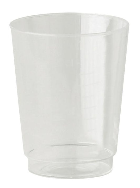 2cl Plastic Shot Glasses