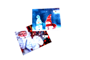 Christmas napkins - Optics Trading